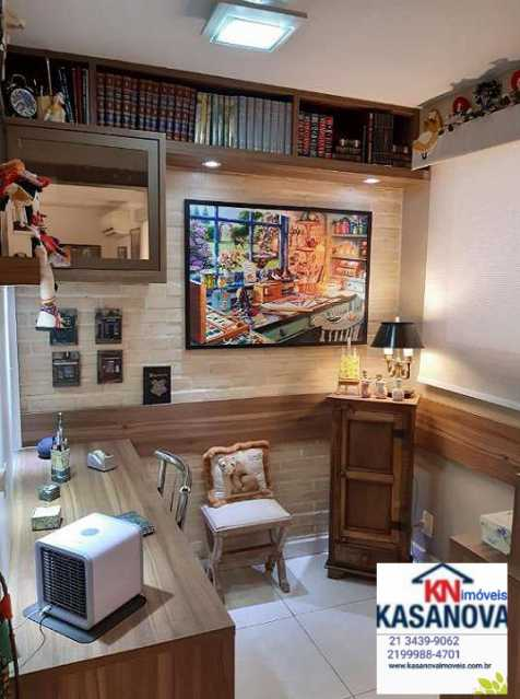 07 - Apartamento 3 quartos à venda Botafogo, Rio de Janeiro - R$ 1.390.000 - KFAP30237 - 8