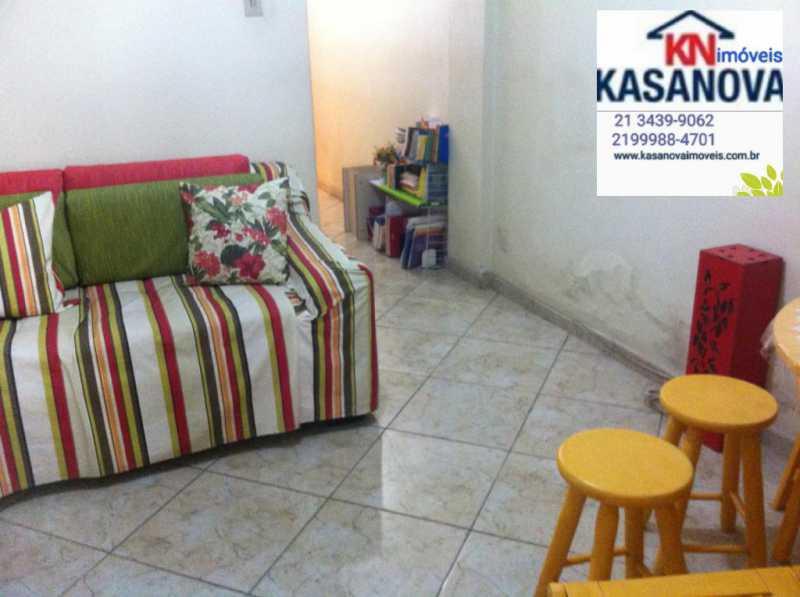02 - Apartamento 1 quarto à venda Estácio, Rio de Janeiro - R$ 210.000 - KFAP10148 - 3