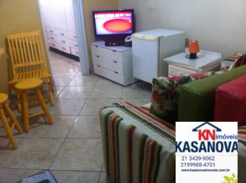 03 - Apartamento 1 quarto à venda Estácio, Rio de Janeiro - R$ 210.000 - KFAP10148 - 4