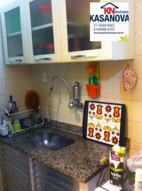 15 - Apartamento 1 quarto à venda Estácio, Rio de Janeiro - R$ 210.000 - KFAP10148 - 16