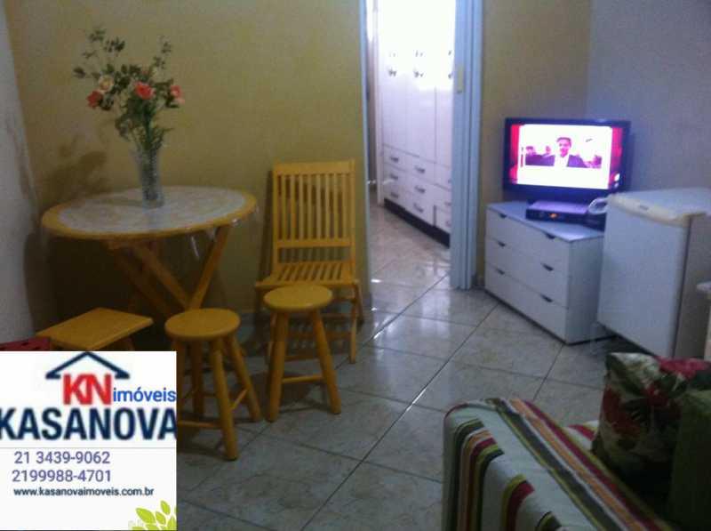 01 - Apartamento 1 quarto à venda Estácio, Rio de Janeiro - R$ 210.000 - KFAP10148 - 1