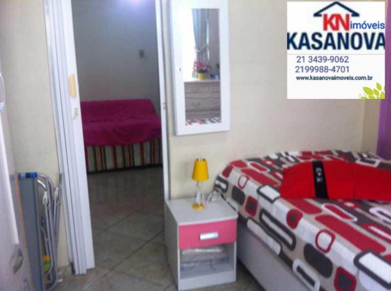 08 - Apartamento 1 quarto à venda Estácio, Rio de Janeiro - R$ 210.000 - KFAP10148 - 9
