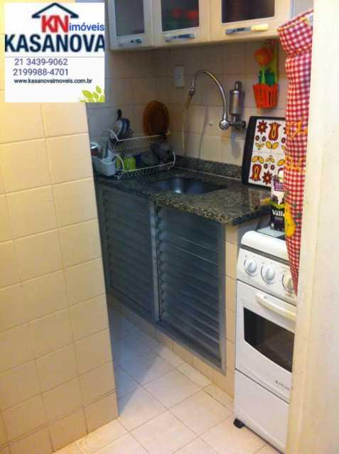 16 - Apartamento 1 quarto à venda Estácio, Rio de Janeiro - R$ 210.000 - KFAP10148 - 17