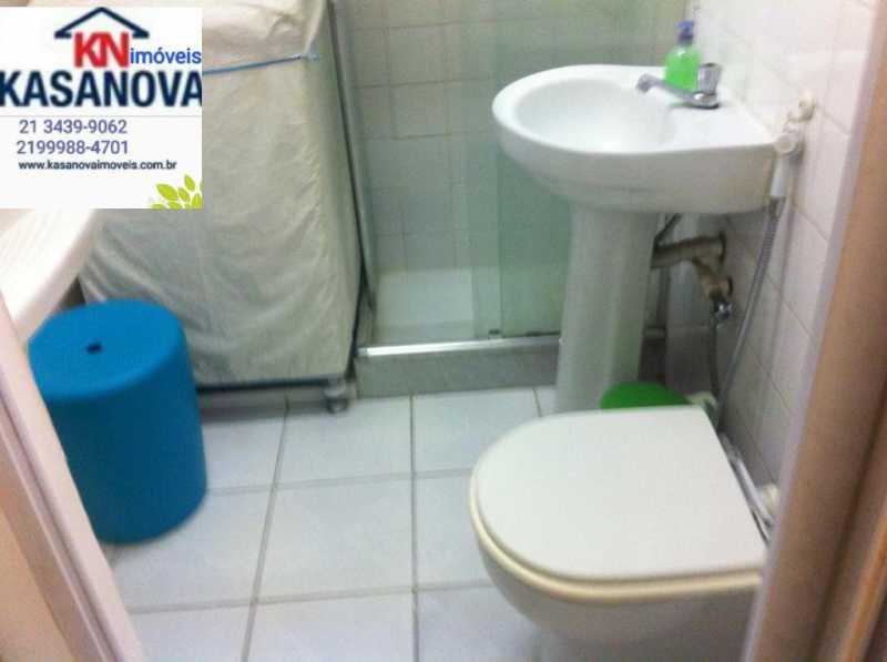 21 - Apartamento 1 quarto à venda Estácio, Rio de Janeiro - R$ 210.000 - KFAP10148 - 22