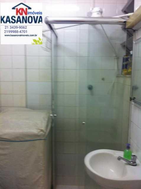 23 - Apartamento 1 quarto à venda Estácio, Rio de Janeiro - R$ 210.000 - KFAP10148 - 24