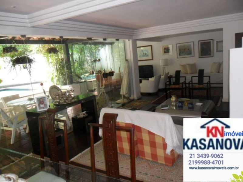 Photo_1599666350082 - Casa 4 quartos à venda Laranjeiras, Rio de Janeiro - R$ 1.900.000 - KFCA40013 - 9