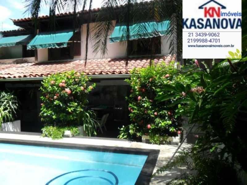 Photo_1599666300916 - Casa 4 quartos à venda Laranjeiras, Rio de Janeiro - R$ 1.900.000 - KFCA40013 - 11