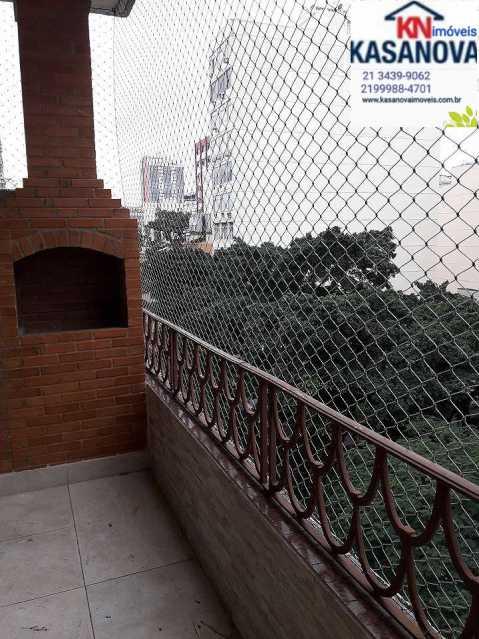 03 - Cobertura 3 quartos à venda Flamengo, Rio de Janeiro - R$ 1.300.000 - KSCO30009 - 4