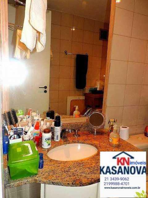 10 - Apartamento 2 quartos à venda Catete, Rio de Janeiro - R$ 850.000 - KSAP20095 - 11