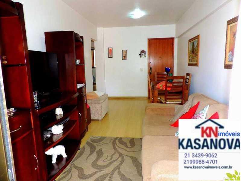 03 - Apartamento 2 quartos à venda Catete, Rio de Janeiro - R$ 850.000 - KSAP20095 - 4