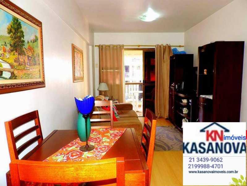 01 - Apartamento 2 quartos à venda Catete, Rio de Janeiro - R$ 850.000 - KSAP20095 - 1