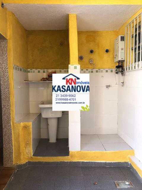 20 - Casa de Vila 3 quartos à venda Humaitá, Rio de Janeiro - R$ 1.210.000 - KSCV30001 - 21