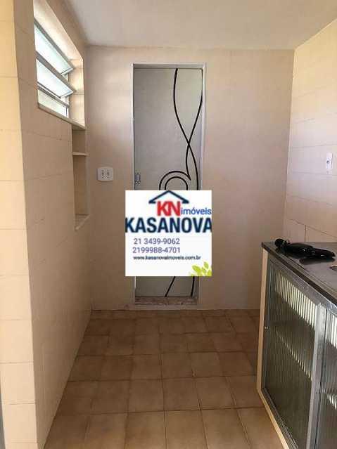 17 - Casa de Vila 3 quartos à venda Humaitá, Rio de Janeiro - R$ 1.210.000 - KSCV30001 - 18