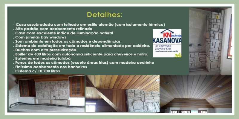 04 - Casa em Condomínio 3 quartos à venda descansópolis, Campos do Jordão - R$ 2.200.000 - KFCN30002 - 5
