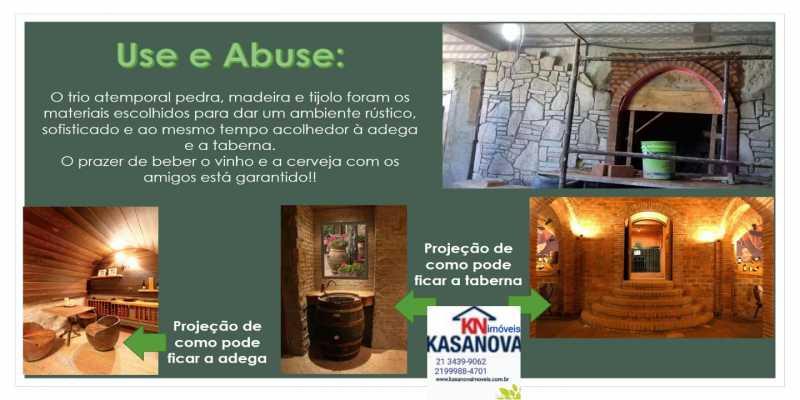 09 - Casa em Condomínio 3 quartos à venda descansópolis, Campos do Jordão - R$ 2.200.000 - KFCN30002 - 10