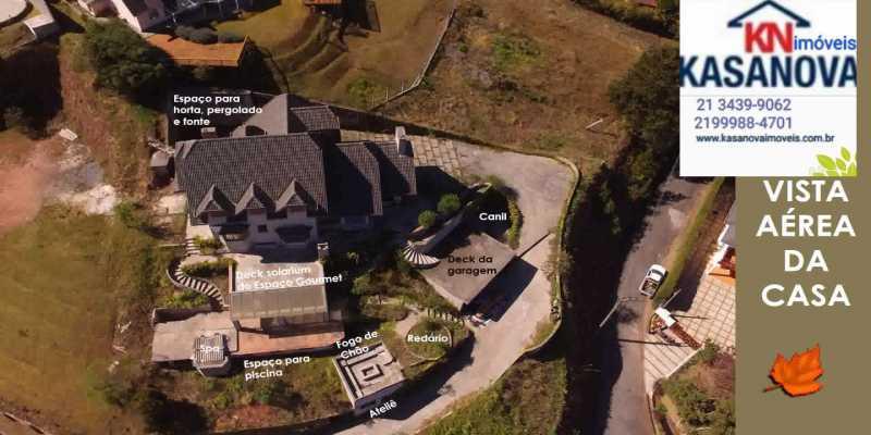 01 - Casa em Condomínio 3 quartos à venda descansópolis, Campos do Jordão - R$ 2.200.000 - KFCN30002 - 1