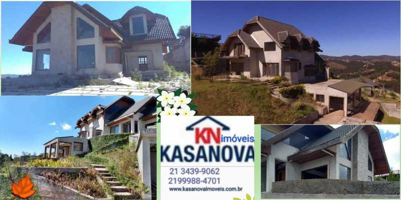 03 - Casa em Condomínio 3 quartos à venda descansópolis, Campos do Jordão - R$ 2.200.000 - KFCN30002 - 4