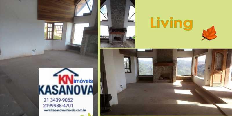08 - Casa em Condomínio 3 quartos à venda descansópolis, Campos do Jordão - R$ 2.200.000 - KFCN30002 - 9