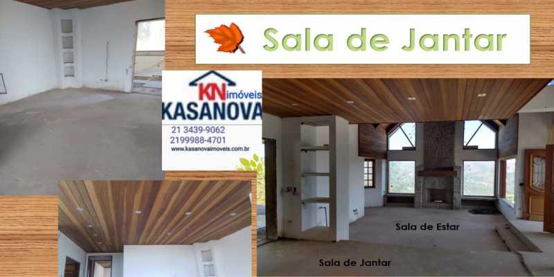 07 - Casa em Condomínio 3 quartos à venda descansópolis, Campos do Jordão - R$ 2.200.000 - KFCN30002 - 8