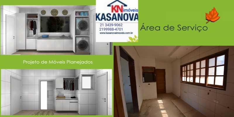 14 - Casa em Condomínio 3 quartos à venda descansópolis, Campos do Jordão - R$ 2.200.000 - KFCN30002 - 15