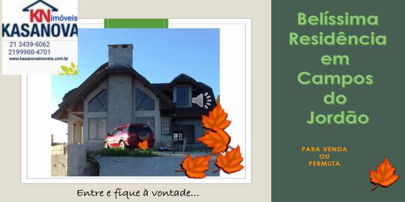 29 - Casa em Condomínio 3 quartos à venda descansópolis, Campos do Jordão - R$ 2.200.000 - KFCN30002 - 30