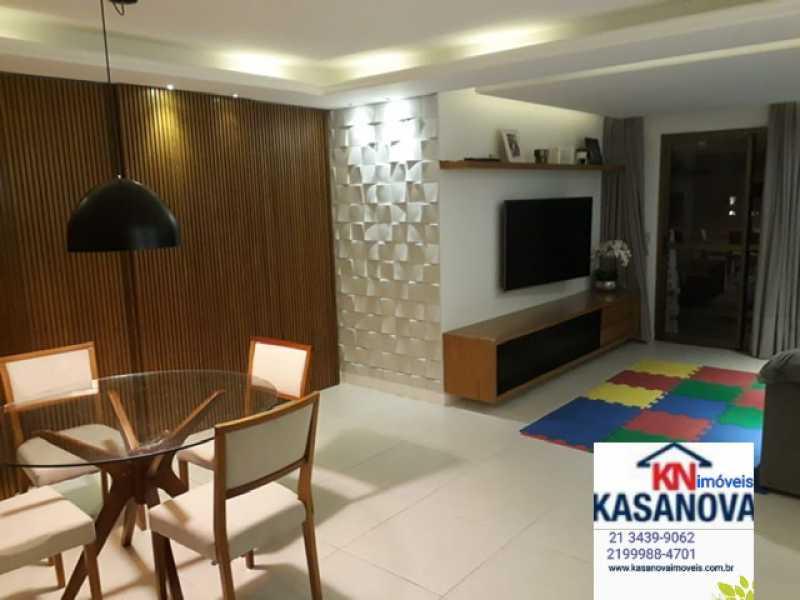01 - Apartamento 3 quartos à venda Botafogo, Rio de Janeiro - R$ 1.600.000 - KFAP30246 - 1