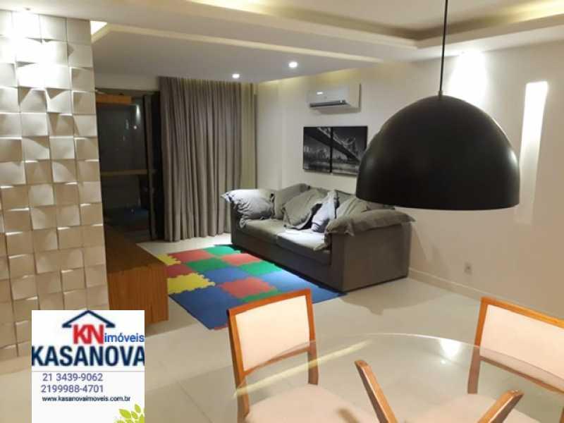 02 - Apartamento 3 quartos à venda Botafogo, Rio de Janeiro - R$ 1.600.000 - KFAP30246 - 3
