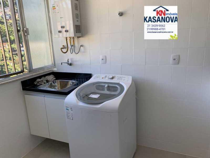 14 - Apartamento 3 quartos à venda Laranjeiras, Rio de Janeiro - R$ 880.000 - KSAP30113 - 15