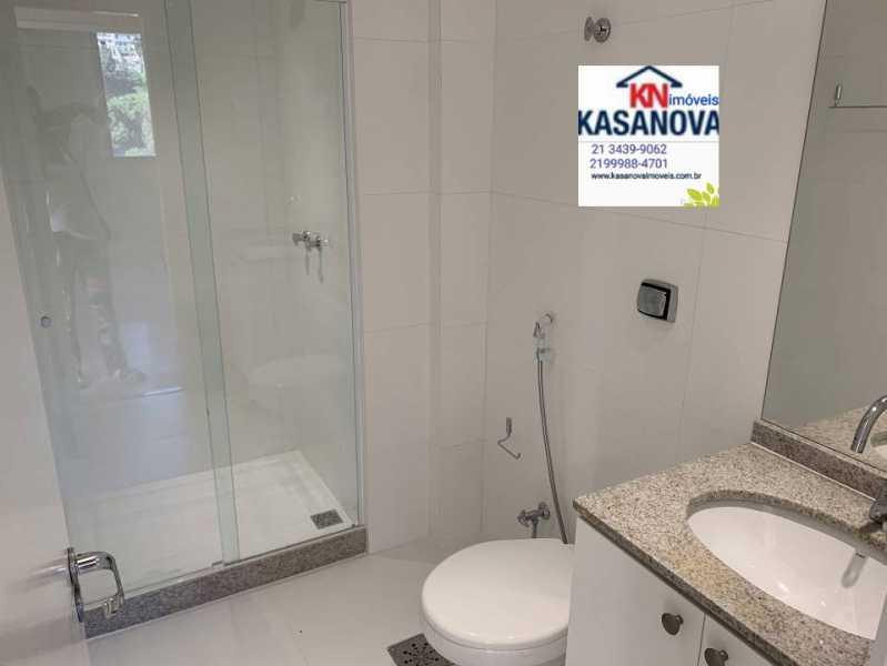 12 - Apartamento 3 quartos à venda Laranjeiras, Rio de Janeiro - R$ 880.000 - KSAP30113 - 13