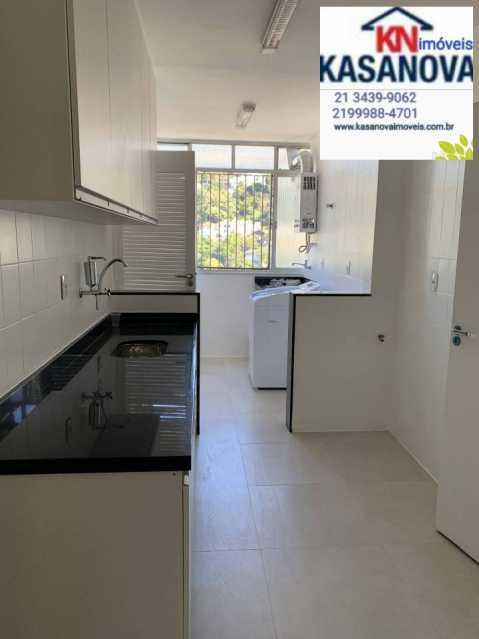 13 - Apartamento 3 quartos à venda Laranjeiras, Rio de Janeiro - R$ 880.000 - KSAP30113 - 14