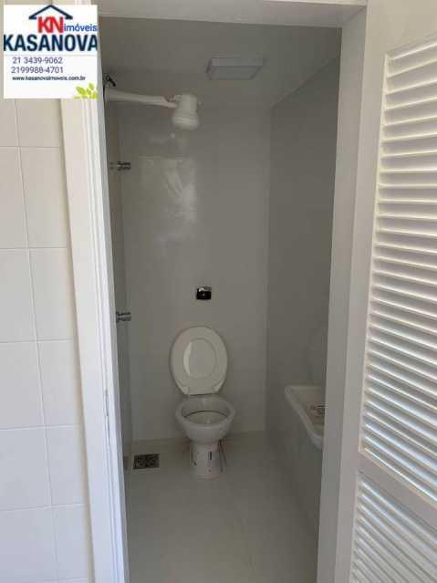 15 - Apartamento 3 quartos à venda Laranjeiras, Rio de Janeiro - R$ 880.000 - KSAP30113 - 16