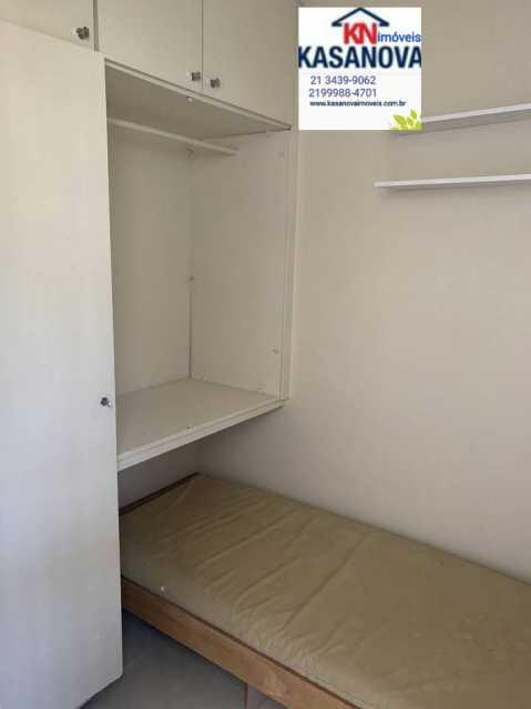 16 - Apartamento 3 quartos à venda Laranjeiras, Rio de Janeiro - R$ 880.000 - KSAP30113 - 17