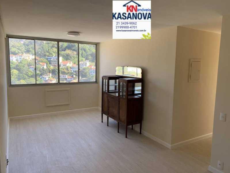 02 - Apartamento 3 quartos à venda Laranjeiras, Rio de Janeiro - R$ 880.000 - KSAP30113 - 3