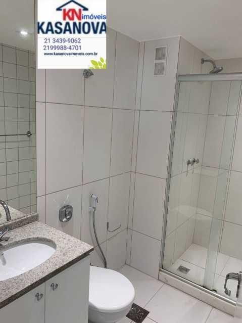 11 - Apartamento 3 quartos à venda Laranjeiras, Rio de Janeiro - R$ 880.000 - KSAP30113 - 12