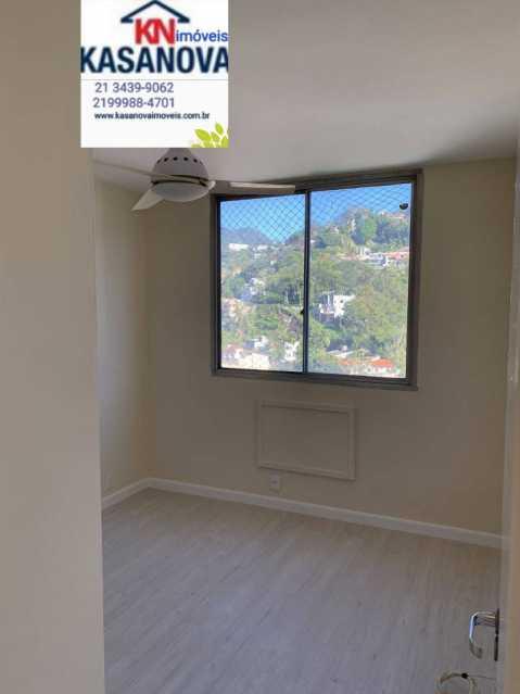 08 - Apartamento 3 quartos à venda Laranjeiras, Rio de Janeiro - R$ 880.000 - KSAP30113 - 9