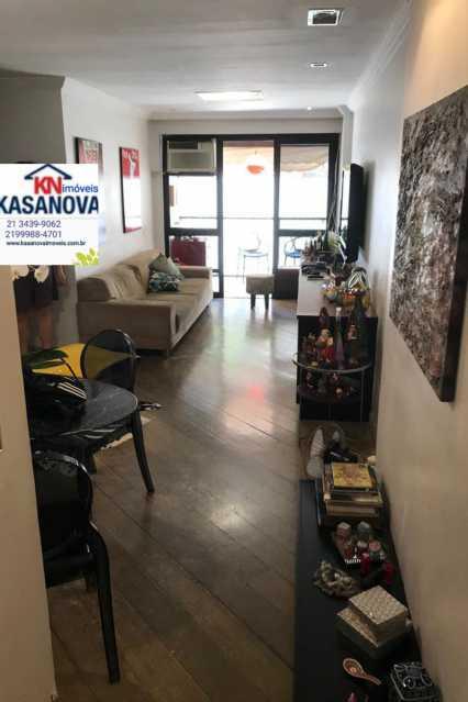 02 - Apartamento 2 quartos à venda Humaitá, Rio de Janeiro - R$ 820.000 - KSAP20101 - 3