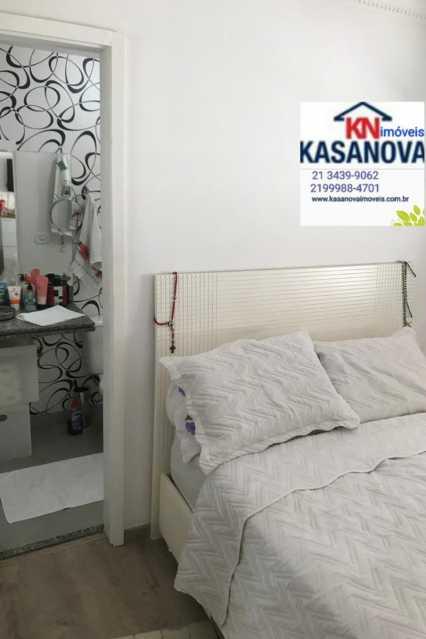 07 - Apartamento 2 quartos à venda Humaitá, Rio de Janeiro - R$ 820.000 - KSAP20101 - 8