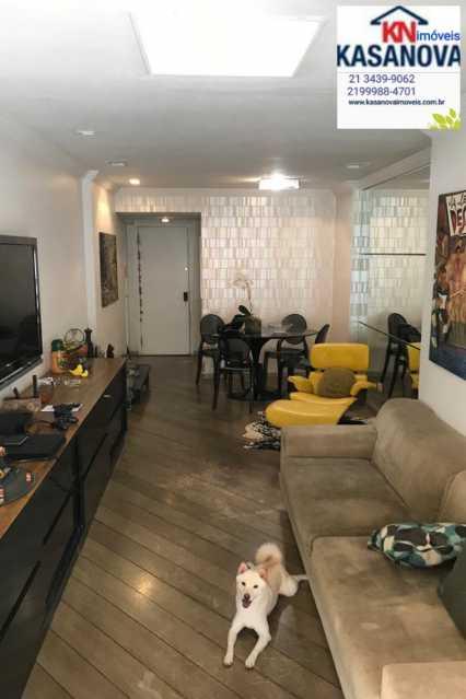 05 - Apartamento 2 quartos à venda Humaitá, Rio de Janeiro - R$ 820.000 - KSAP20101 - 6