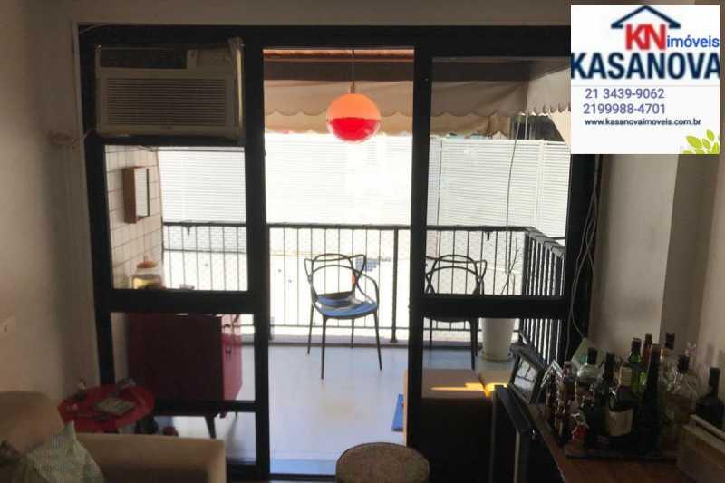 04 - Apartamento 2 quartos à venda Humaitá, Rio de Janeiro - R$ 820.000 - KSAP20101 - 5