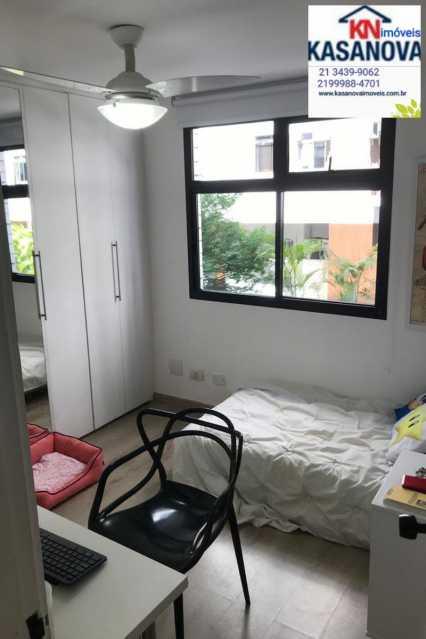 12 - Apartamento 2 quartos à venda Humaitá, Rio de Janeiro - R$ 820.000 - KSAP20101 - 13