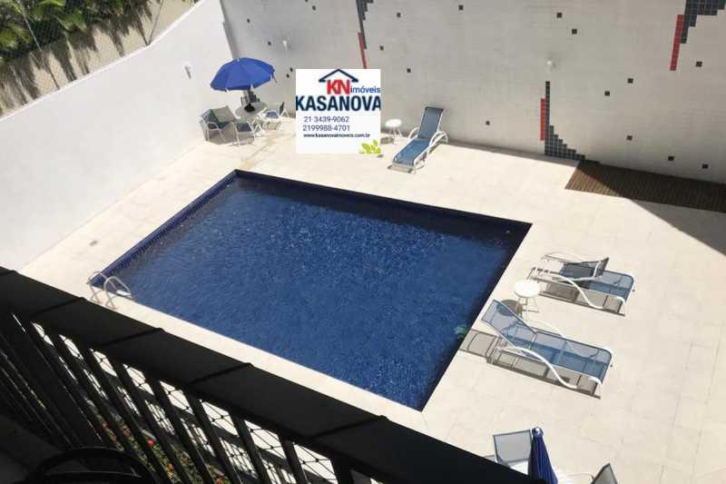 01 - Apartamento 2 quartos à venda Humaitá, Rio de Janeiro - R$ 820.000 - KSAP20101 - 1