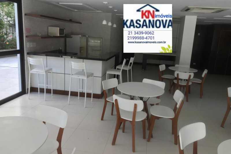 21 - Apartamento 2 quartos à venda Humaitá, Rio de Janeiro - R$ 820.000 - KSAP20101 - 22