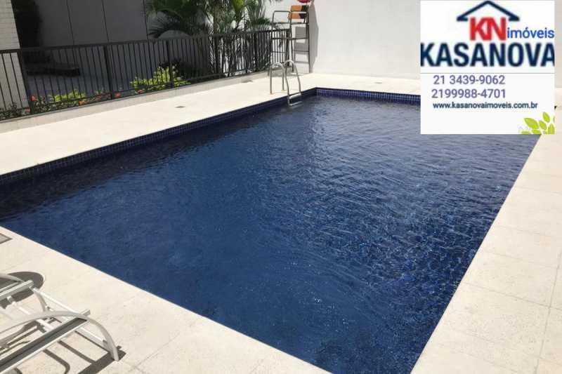 20 - Apartamento 2 quartos à venda Humaitá, Rio de Janeiro - R$ 820.000 - KSAP20101 - 21