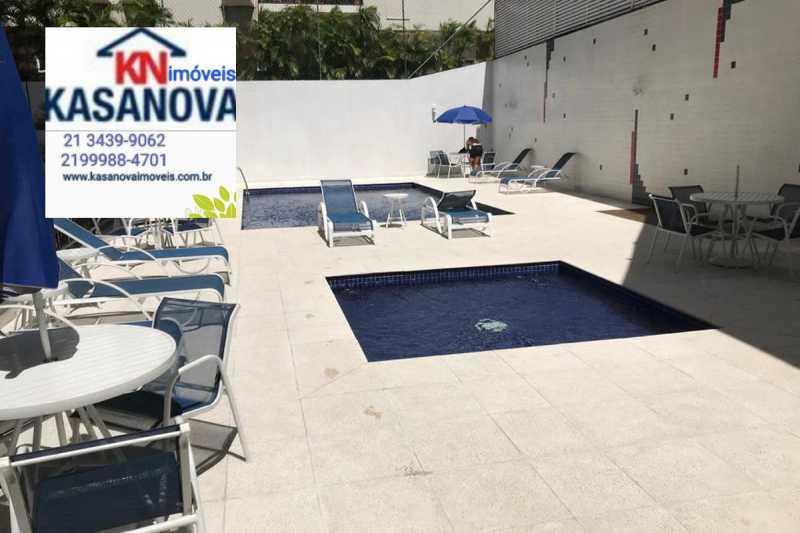 19 - Apartamento 2 quartos à venda Humaitá, Rio de Janeiro - R$ 820.000 - KSAP20101 - 20
