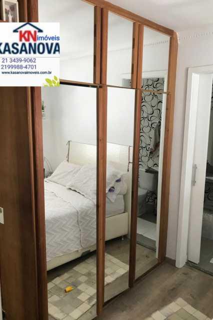 09 - Apartamento 2 quartos à venda Humaitá, Rio de Janeiro - R$ 820.000 - KSAP20101 - 10