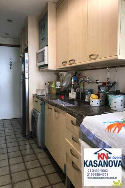 15 - Apartamento 2 quartos à venda Humaitá, Rio de Janeiro - R$ 820.000 - KSAP20101 - 16