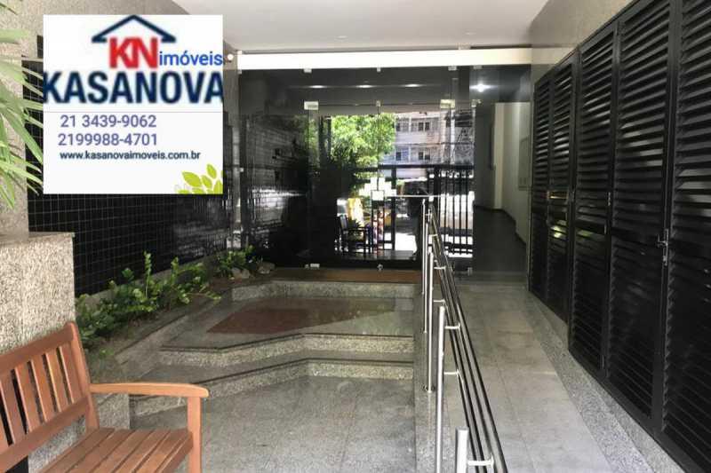 24 - Apartamento 2 quartos à venda Humaitá, Rio de Janeiro - R$ 820.000 - KSAP20101 - 25