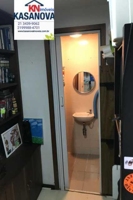 17 - Apartamento 2 quartos à venda Humaitá, Rio de Janeiro - R$ 820.000 - KSAP20101 - 18
