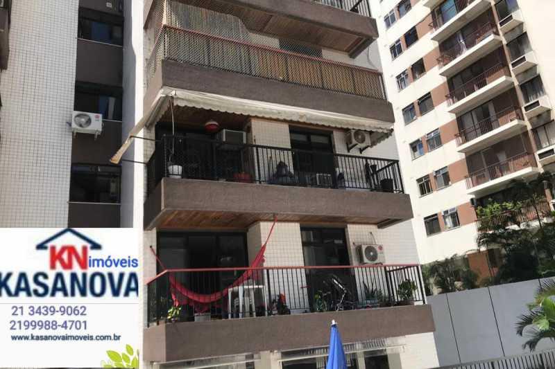 06 - Apartamento 2 quartos à venda Humaitá, Rio de Janeiro - R$ 820.000 - KSAP20101 - 7