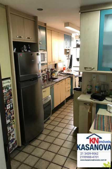 14 - Apartamento 2 quartos à venda Humaitá, Rio de Janeiro - R$ 820.000 - KSAP20101 - 15